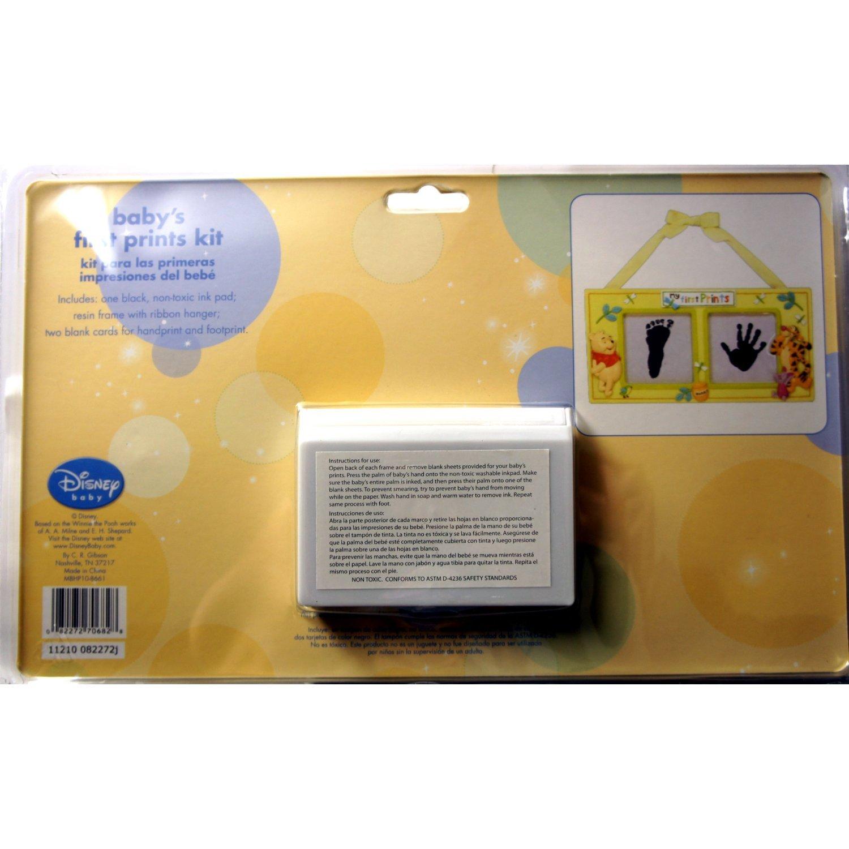 Amazon.com: Disney Baby Baby s First – Kit de impresión ...
