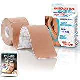 321 STRONG Kinesiology Tape for Muscles and Injury Relief
