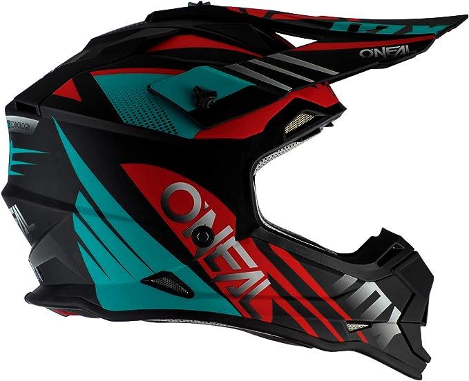 2019 Oneal 2 Series SPYDE KTM ORANGE Off Road Dirt Bike Racing Motocross Helmets
