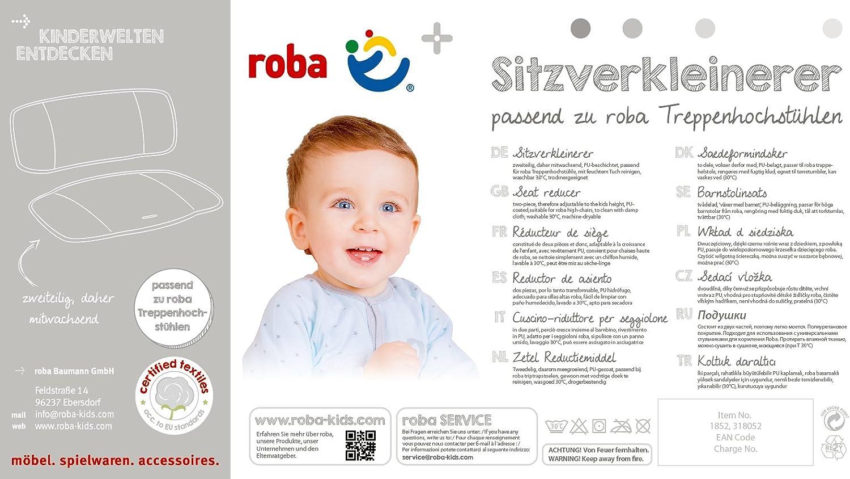 Roba Baumann 1852V172 Coussin R/éducteur Sunny Day Grau