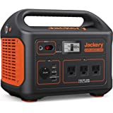 Jackery Portable Power Station Explorer 1000, 1002Wh Solar Generator (Solar Panel Optional) with 3x110V/1000W AC Outlets, Sol