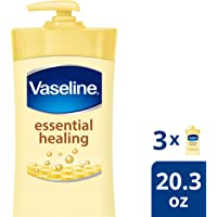 Vaseline 3-Pack of 20.3 Fl Oz Essential Healing Body Lotion