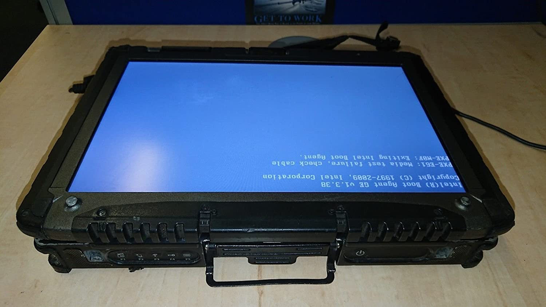 GETEC V200-X CORE I7 Toughbook Laptop 8Gb 500 GB Windows 10