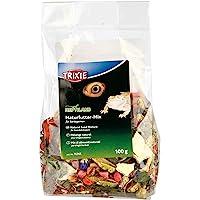 TRIXIE Mix de comida Natural Dragones Barbudos, 100 g, Reptiles