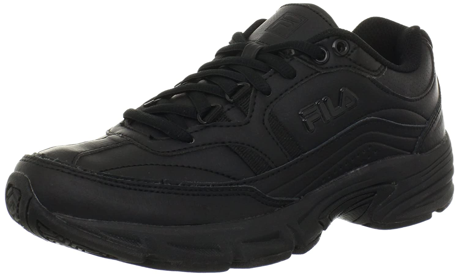 Fila Memory Workshift Damen US 9.5 Schwarz Wanderschuh