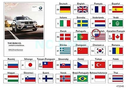 amazon com bmw genuine owners manual for f25 automotive rh amazon com Ferrari F25 Super Fast Ferrari F25