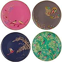 Portmeirion Home & Gifts Chelsea-Platos para Tartas, cerámica