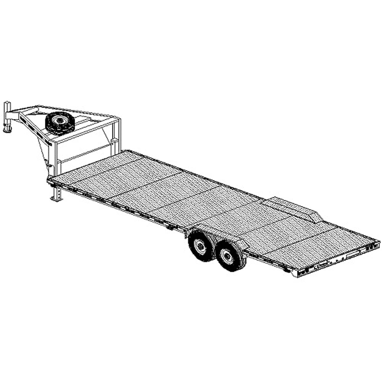 Amazon 26x102 gooseneck trailer plansas seen on xtreme 4x4 amazon 26x102 gooseneck trailer plansas seen on xtreme 4x4 model 26xt automotive malvernweather Images
