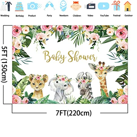8x12 FT Ladybugs Vinyl Photography Backdrop,Ecological Fresh Leaves and Ladybugs Doodle Style Animals and Plants Pattern Background for Photo Backdrop Baby Newborn Photo Studio Props