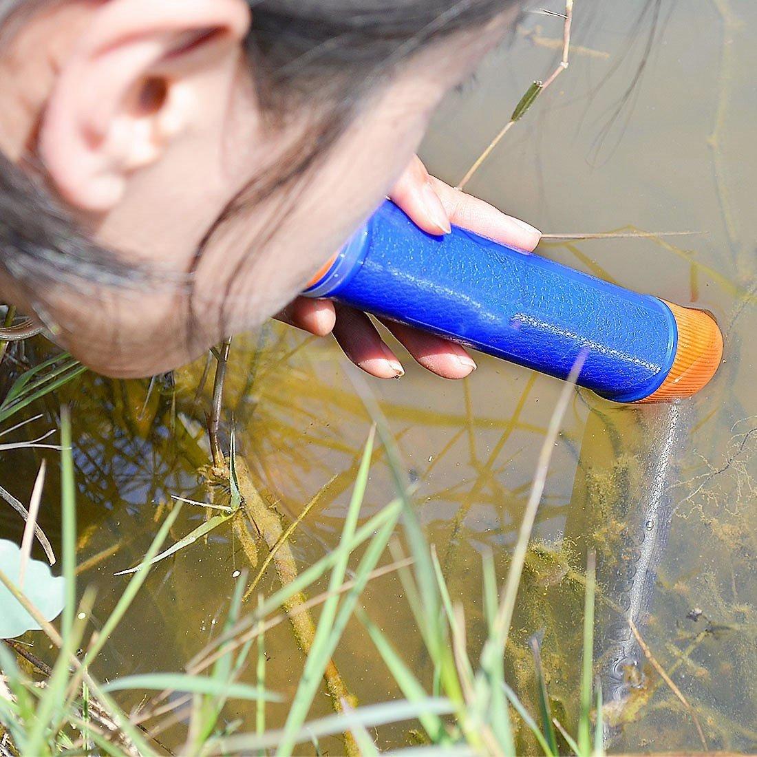 LongYu Wasserfilter Wasserfilter Wasserfilter Werkzeuge Umwelt Microfiltration für Camping Wandern Reise Notfall Bereitschaft Outdoor-Lebensrettende Wasserfilter Stift B07CVVW32P    | Lebhaft  73120c
