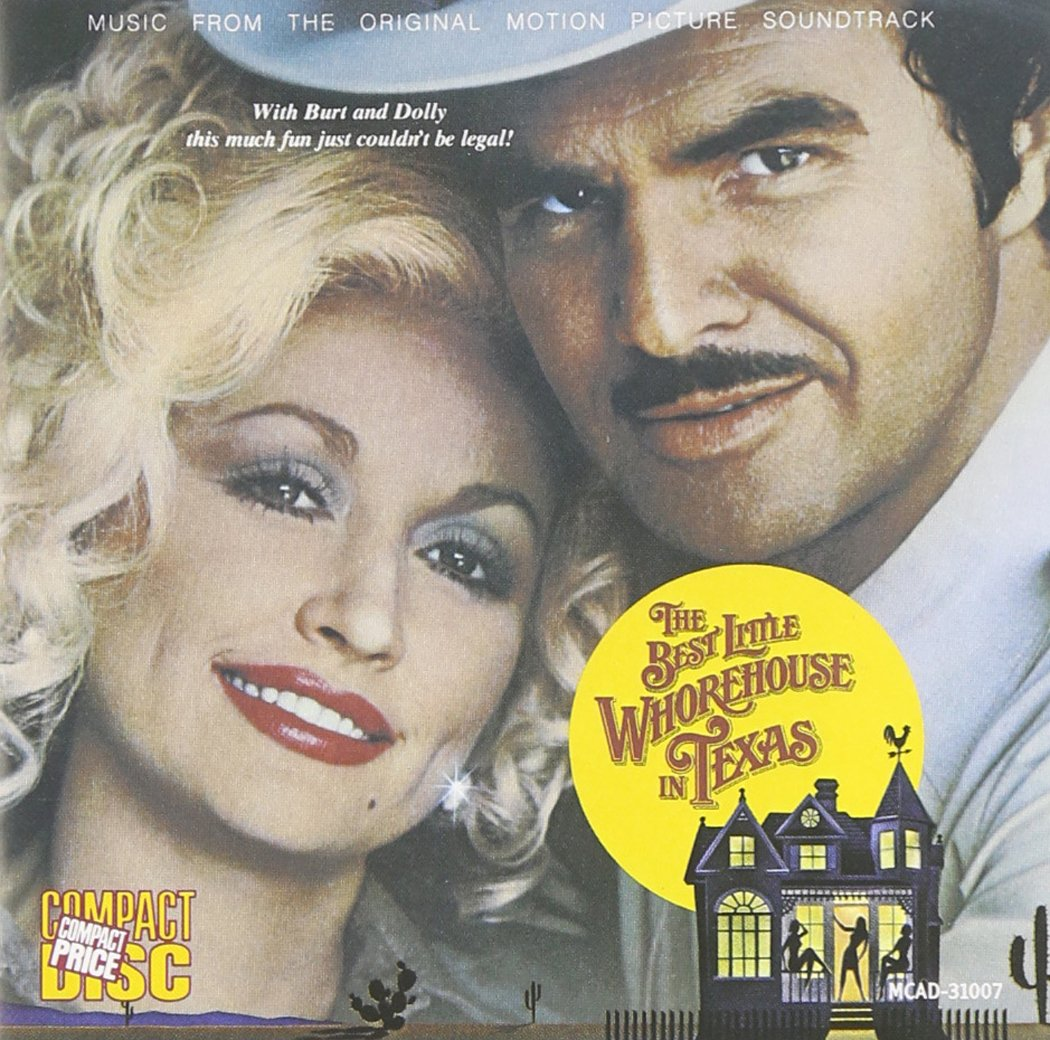 The Best Little Whorehouse in Texas (Original Motion Picture Soundtrack) by Best Music Posters
