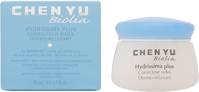 Chen Yu Tratamiento Facial Alisante E Hidratante 50 Ml Amazon Es Belleza