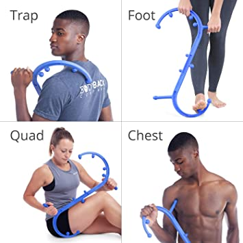 How to Use Trigger point Massager