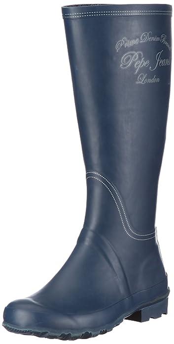 Pepe Jeans London Wet W 240 C Damen Stiefel