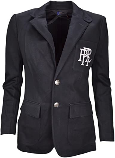 Polo Ralph Lauren 2 BTN PK BZR-Blazer Structured Cotton, Chaqueta ...