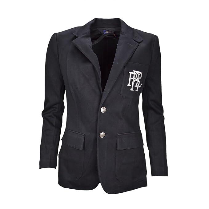 Polo Ralph Lauren 2 BTN PK BZR-Blazer Structured Cotton ...
