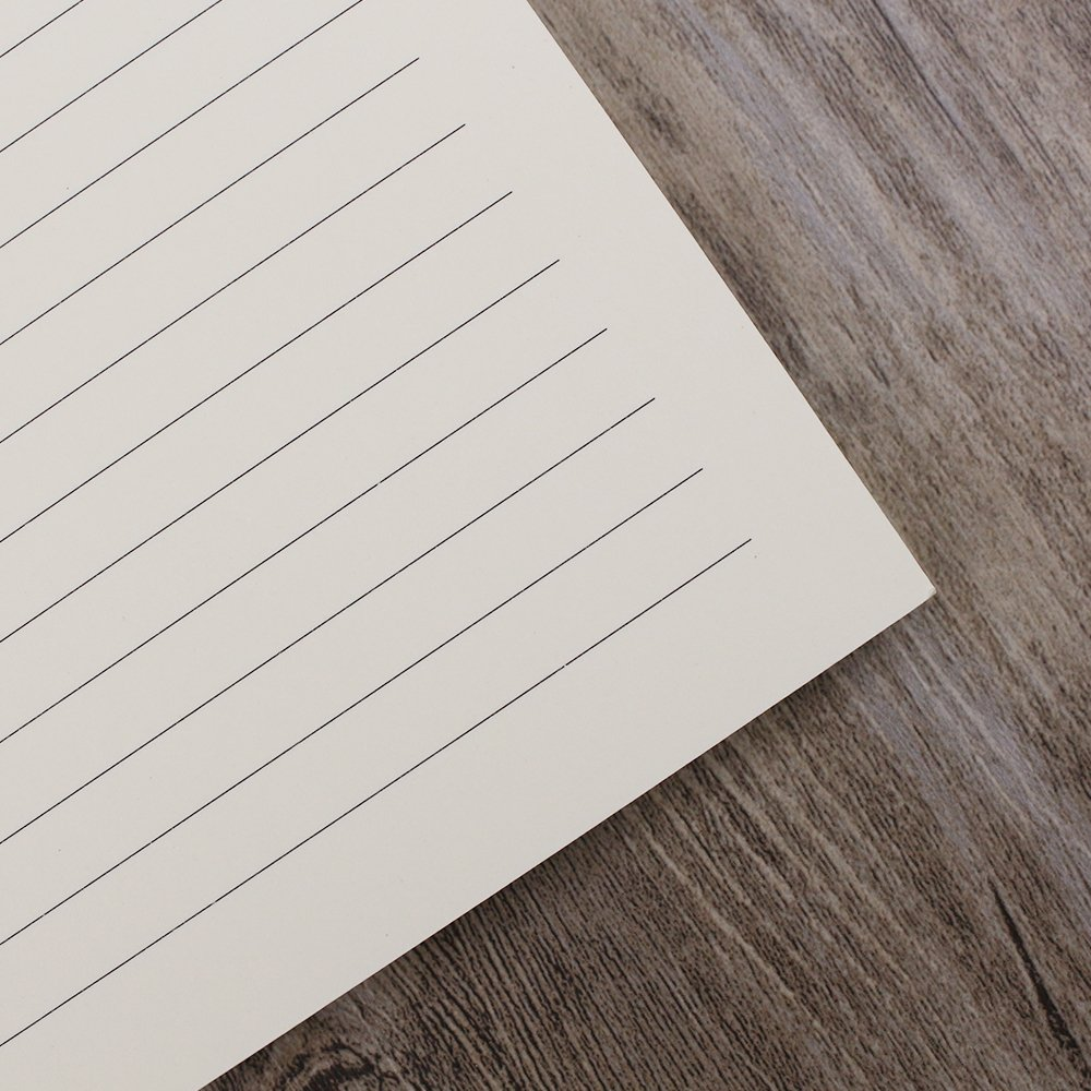carta bianca per foglie sfuse Binder notebook Diary,80 fogli//160 pagine bianche Lined White Paper 6 foro 6-ring A6 legante//planner refill Paper 6 3//4 x 4 1//8 inches ricaricabile