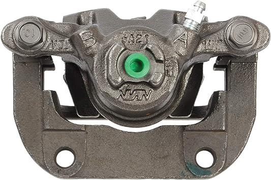 Disc Brake Caliper-Friction Choice Caliper w//Bracket Rear Left Cardone Reman