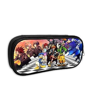 Kingdom Hearts - Estuche para lápices, diseño de corazones ...
