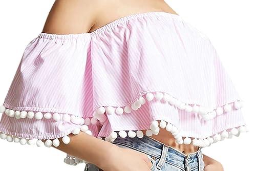 Elsa Steen - Camisas - Sin mangas - para mujer