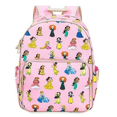 Disney Disney Princess Backpack - Pink: Clothing