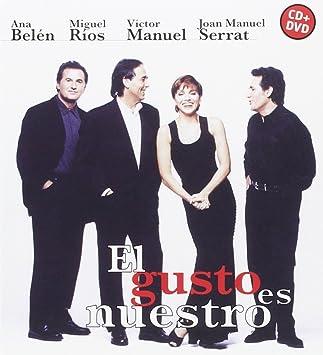 El Gusto Es Nuestro: En Directo: Varios: Amazon.es: CDs y ...
