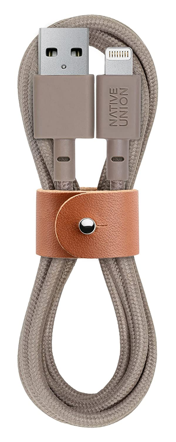 Native Union Belt, cable carga Lightning reforzado