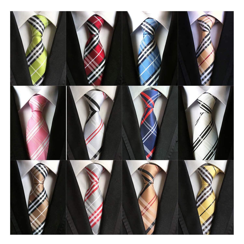 Fox Woven Silk Necktie Mens Neck Tie Party Wedding Casual