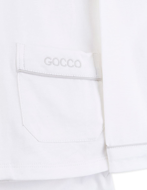Gocco S72LTLCA502, Conjuntos de Pijama para Niños, Blanco, 92: Amazon.es: Ropa y accesorios
