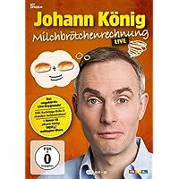 Johann König - Milchbrötchenrechnung (DVD+CD)