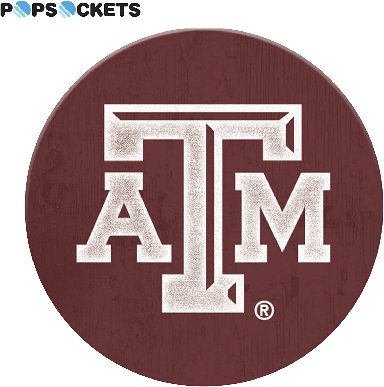 PopSockets: Collapsible Grip & Stand for Phones and Tablets - Texas A&M