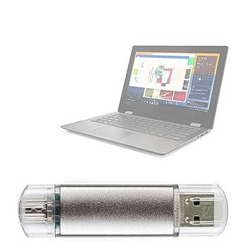 DURAGADGET Pendrive USB 2.0 con conexión USB y Micro USB ...