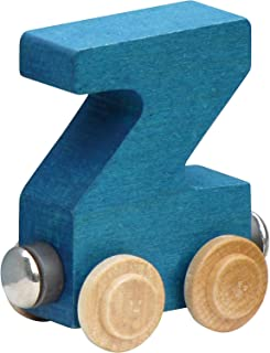 product image for NameTrain Bright Letter Car Z - Made in USA