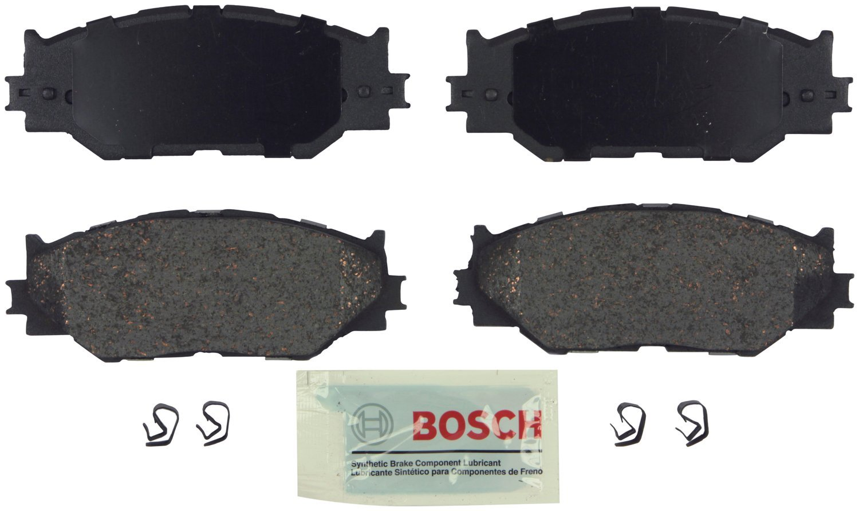 Bosch BE1178 Blue Disc Brake Pad Set