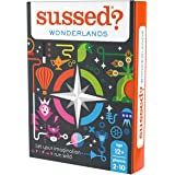 SUSSED Wonderlands (Hilarious Family Friendly Conversation Card Game) (Find Out Who Knows Who Best)