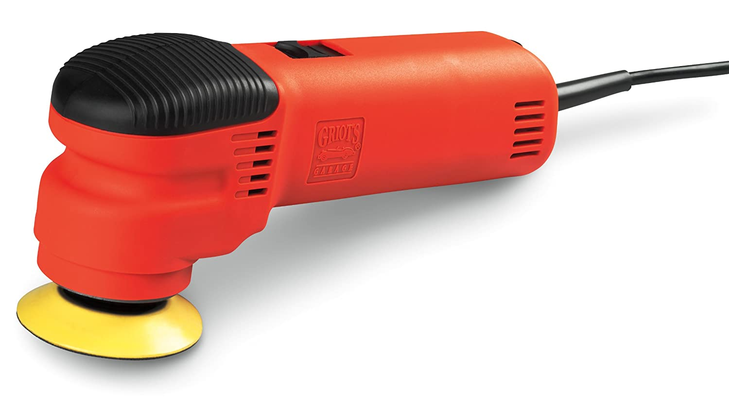 """Griot's Garage 10739LNGCRD 25ft 3"""" Dual Action Random Orbital Polisher with 25' Cord"""