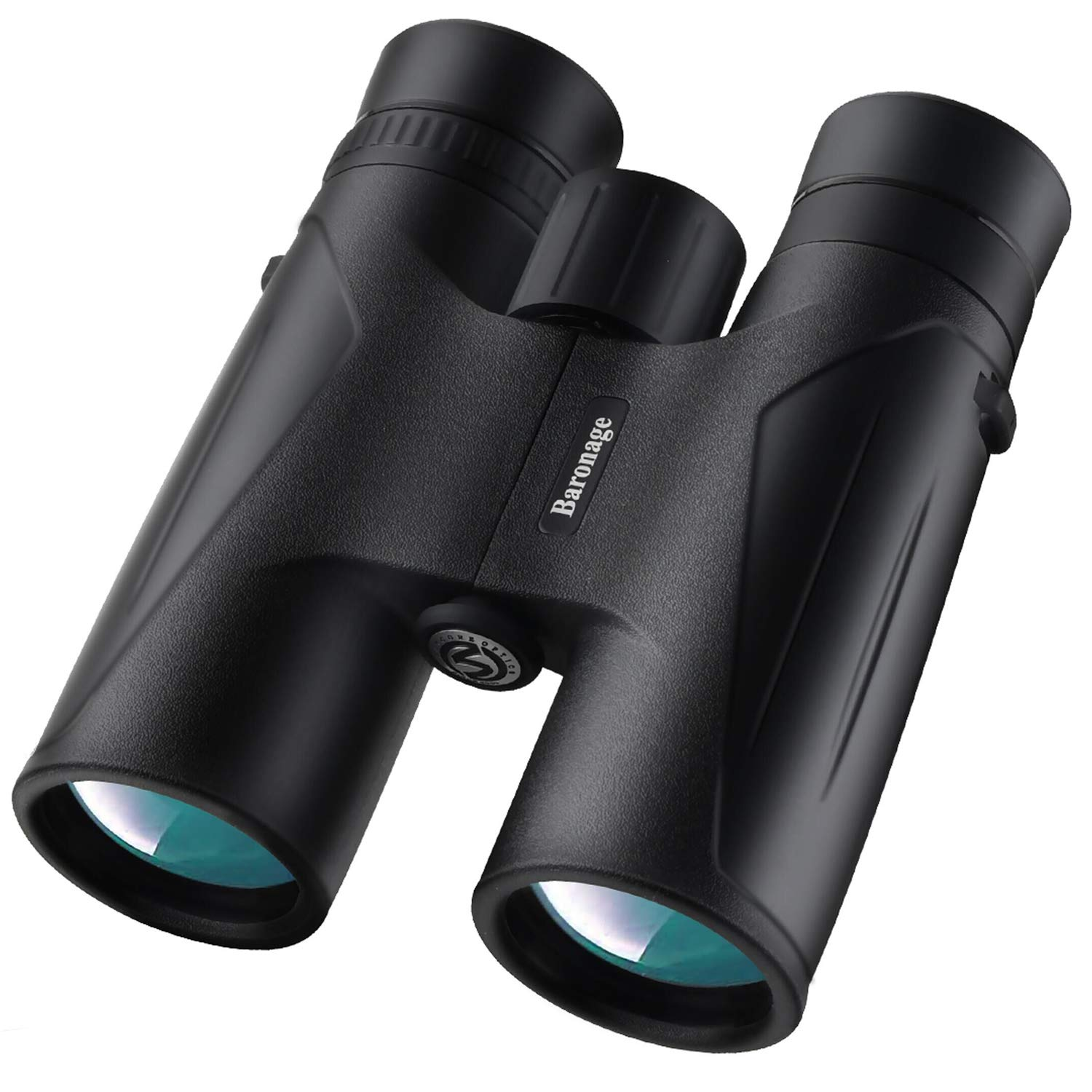 Kejiluosi 10×42 Waterproof Binoculars for Adults, High Power Nitrogen-Filled BAK4 Prism FMC Lens for Bird Watching Concerts and Outdoor Sports