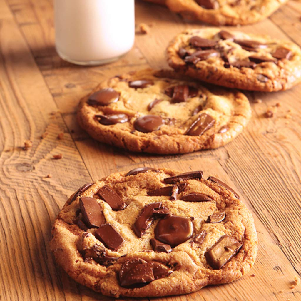 Sweet Street Sandy's Amazing Chocolate Chunk Manifesto Cookie Dough Puck (Pack of 120)