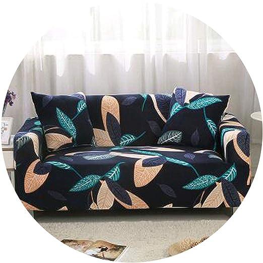 Fundas elásticas universales para sofá con diseño de Flores ...