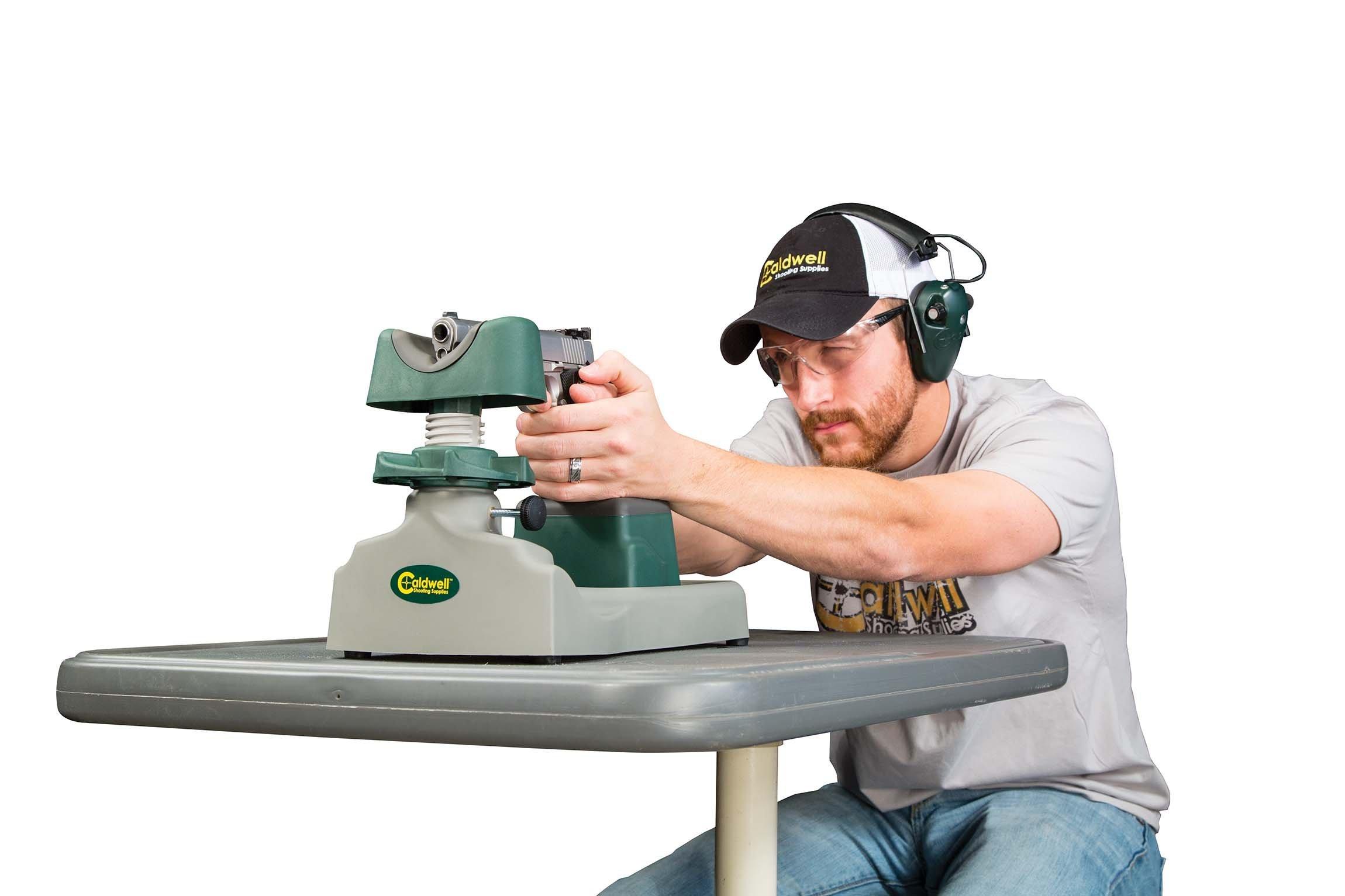 Caldwell Pistolero Adjustable Ambidextrous Pistol Handgun Shooting Rest for Outdoor Range by Caldwell (Image #5)