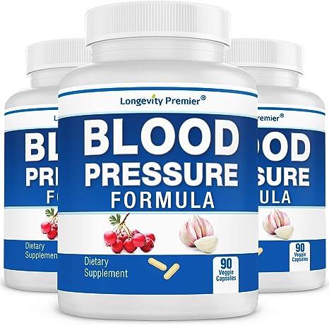 Suplementos de presión arterial mejor