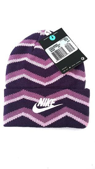 Nike Enfant Unisexe Bonnet Taille S M  Amazon.fr  Sports et Loisirs def5155222a
