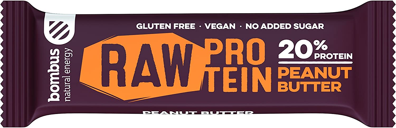 Bombus Natural Energy proteína cerrojo Raw proteína ...