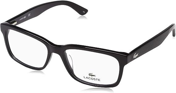 Lacoste L2672 001 54 Monturas de gafas, Black, Unisex-niños: Amazon.es: Ropa y accesorios