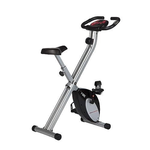 Ultrasport F-Bike and F-Rider, fitness bike and ab trainer, sporting equipment, ideal cardio trainer