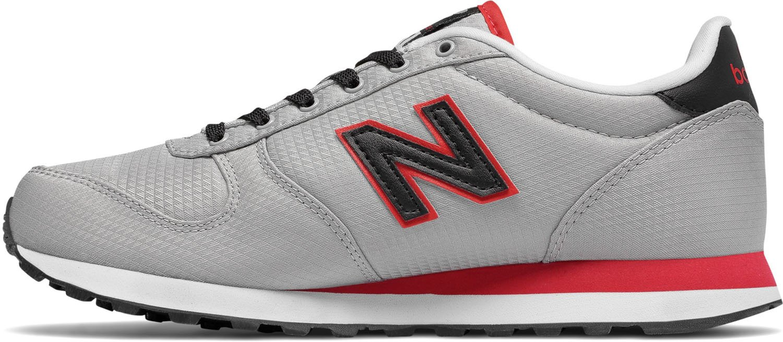 New Balance Women's 311v1 Sneaker B06XXD8W32 8 B(M) US|Silver Mink/Pink