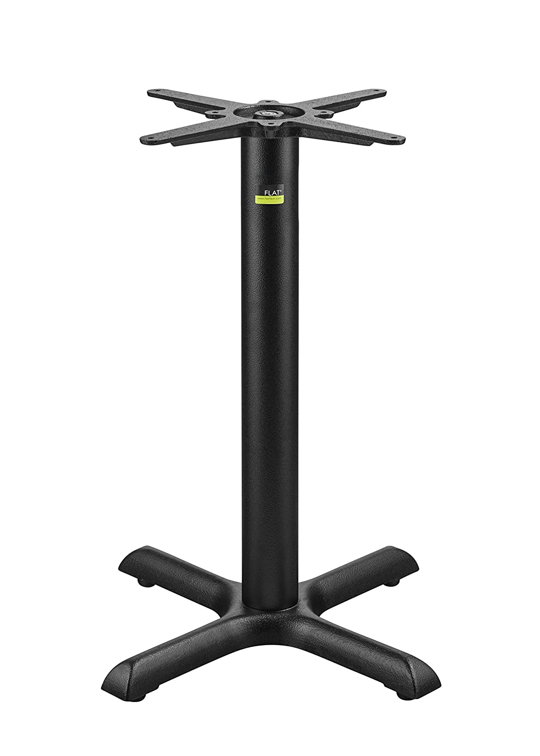 FLAT Self-Stabilizing KX22 22 , Cast iron, Dining Height Table Base
