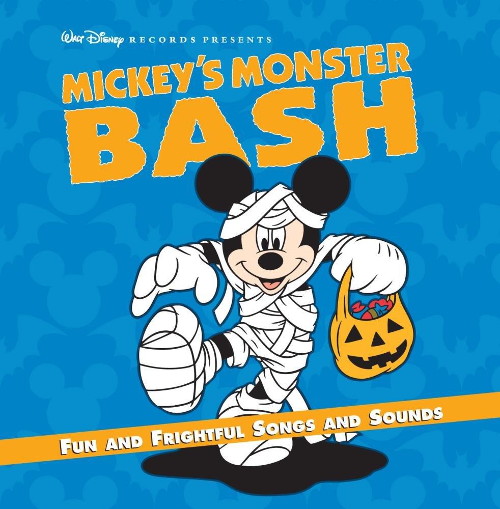 Mickey's Monster Bash by Walt Disney