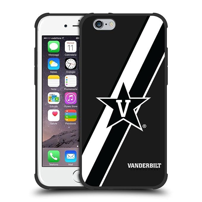 Amazoncom Official Vanderbilt University Vandy Stripes Shockproof