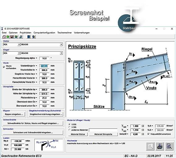 Harzer - Statik - Software: Amazon.de: Software